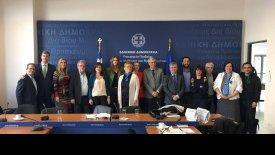 Αντιπροσωπεία της WADA στην Αθήνα προσκεκλημένη από το ΕΣΚΑΝ