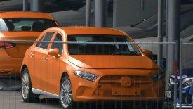 Αποκάλυψη για τη νέα Mercedes A Class (pics)