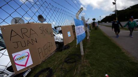Αργεντινή: Οι κλήσεις δεν προήλθαν από το υποβρύχιο Σαν Χουάν