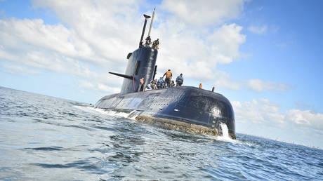 Αργεντινή: Το τελευταίο μήνυμα του πληρώματος του υποβρυχίου