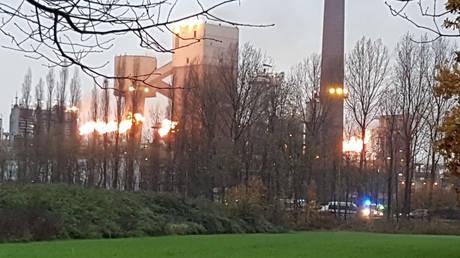 Βέλγιο: Έκρηξη σε εργοστάσιο σιδήρου στη Γάνδη – Ένας νεκρός