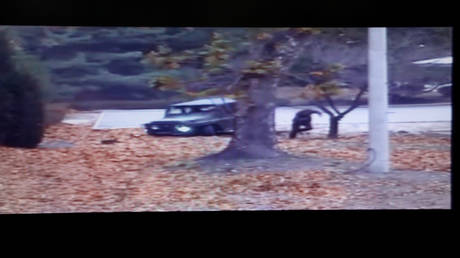 Βορειοκορεάτης στρατιώτης μπαίνει στη Ν. Κορέα κυνηγώντας κάποιον που ήθελε να αυτομολήσει (vid)