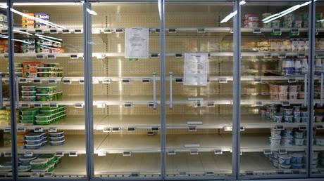Γαλλία: Η έλλειψη βουτύρου έφερε… κινητοποιήσεις
