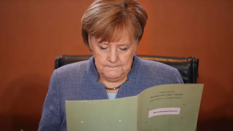 Γερμανία: Η νεολαία του CDU ζητά την αποχώρηση της Μέρκελ από την ηγεσία