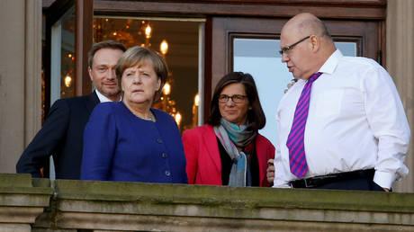 Γερμανία: Κρίσιμες διερευνητικές συζητήσεις για την «Τζαμάικα»