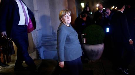 Γερμανία: Συνεχίζονται οι συνομιλίες για κυβέρνηση συνεργασίας