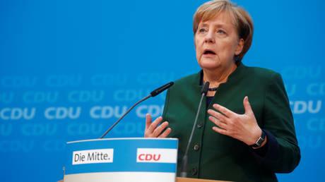 Γερμανία: Τριγμοί στην κυβέρνηση λόγω γλυφοσάτης – Κριτική Μέρκελ στον υπ. Αγροτικής Οικονομίας