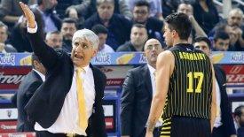 Γιαννάκης: «Τα κριτήρια των διαιτητών ήταν διαφορετικά»