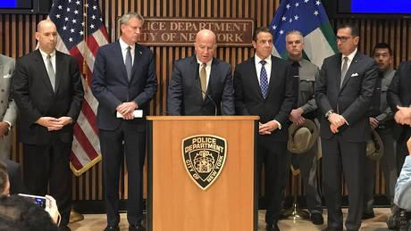 Δήμαρχος Νέας Υόρκης: «Δειλή πράξη» – η πόλη αντέχει