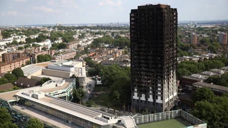 Δεκάδες πολίτες άστεγοι πέντε μήνες μετά την φονική πυρκαγιά στον πύργο Γκρένφελ
