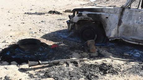 Επιδρομή των αιγυπτιακών δυνάμεων σε κρησφύγετο μαχητών – 11 νεκροί