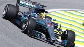 Ηγετική εμφάνιση Mercedes στη Βραζιλία