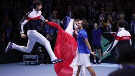 Η Γαλλία παγκόσμια πρωταθλήτρια (vid)