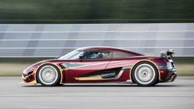 Η Koenigsegg επιχειρεί να σπάσει το ρεκόρ ταχύτητας