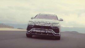 Η Lamborghini Urus και στην πίστα (vid)