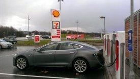 Η Shell γεμίζει πρίζες τους ευρωπαϊκούς αυτοκινητόδρομους!