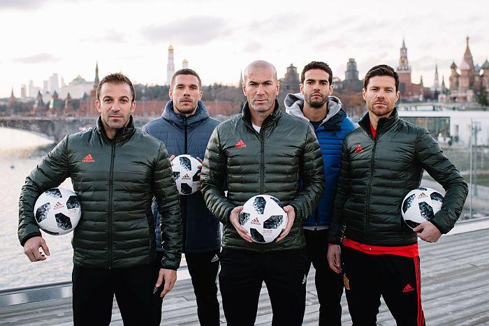 Η adidas αποκαλύπτει την μπάλα και τις εμφανίσεις για το Παγκόσμιο Κύπελλο