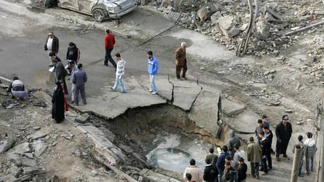 Ιράκ: Δεκάδες νεκροί και τραυματίες από έκρηξη κοντά σε αγορά