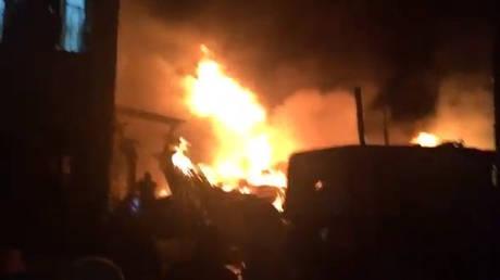 Ισχυρή έκρηξη στο Τελ Αβίβ