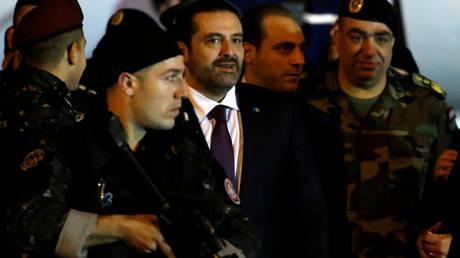 Λίβανος: Επέστρεψε στη Βηρυτό ο Χαρίρι