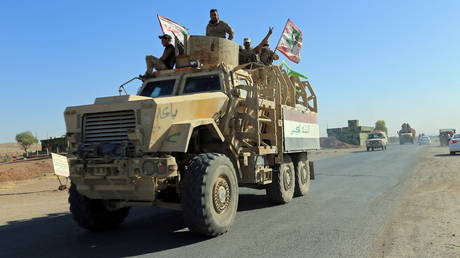Μάχη των ιρακινών δυνάμεων για ανακατάληψη της Ράουα από τον ISIS