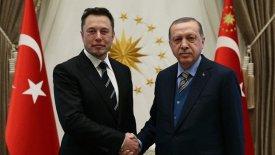 Ο Mr Tesla συνάντησε τον Ερντογάν στην Τουρκία