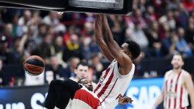 Πρίντεζης και ΜακΛίν την φάση της βραδιάς στη EuroLeague (vids)