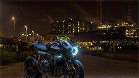 Προκλητικά υπέροχη η Honda CB4 Interceptor