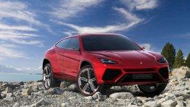 Στα άδυτα παραγωγής της Lamborghini Urus (vid)