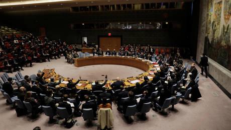 Συμβούλιο Ασφαλείας: Απορρίφθηκε το ρωσικό σχέδιο για τα χημικά στη Συρία