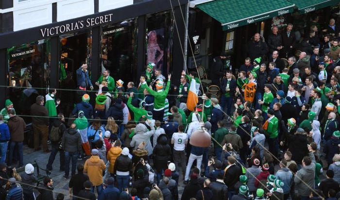 Συνέχισαν την παράδοση οι Ιρλανδοί (video)