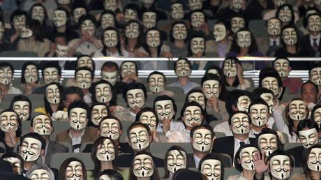 Συνωμοσία της Πυρίτιδας: Πώς το πρόσωπο του Γκάι Φωκς έγινε παγκόσμιο σύμβολο αντίστασης