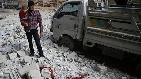 Συρία: 26 νεκροί από σφοδρούς βομβαρδισμούς κυβερνητικών δυνάμεων