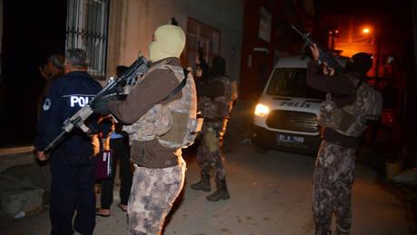 Τουρκία: Συνελήφθησαν 60 πρώην αξιωματούχοι ασφαλείας ως ύποπτοι για το πραξικόπημα