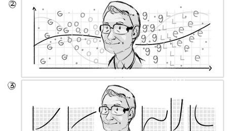 Το έργο του Hirotugu Akaike τιμά με σημερινό της doodle η Google