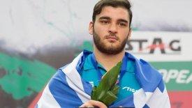Υποψήφιος για το βραβείο Table Tennis Star της I.T.T.F. ο Σγουρόπουλος!