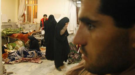 Φονικός σεισμός στα σύνορα Ιράν-Ιράκ