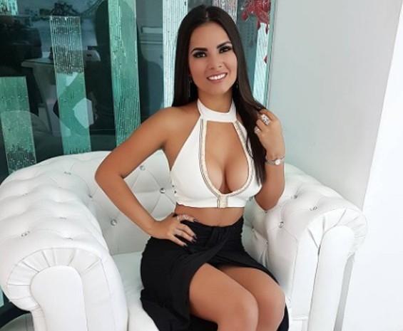 "Ania Gadea ""στο φιλικό"" με το Ροναλτίνιο"