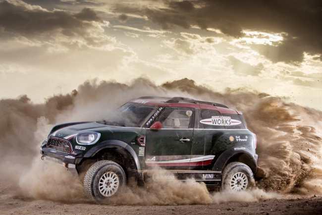 Dakar Rally 2018: Η ομάδα της X-Raid