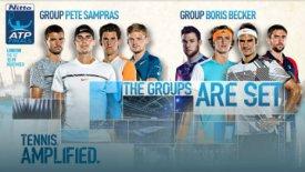 H κλήρωση του ATP Finals