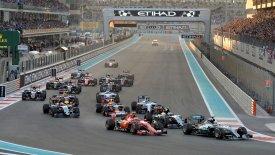 LIVE Formula 1 Γκραν Πρι Άμπου Ντάμπι