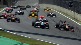 LIVE Formula1: Κατατακτήριες δοκιμές Βραζιλίας
