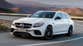 Mercedes – AMG E 63 S: Tο ταχύτερο station στην πίστα (vid)