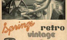 Vintage party απόψε 18/11 στο Springs στη Νέα Ερυθραία.