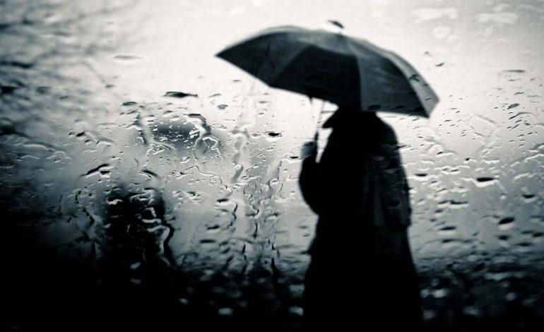 Βροχές, καταιγίδες και χιόνια.