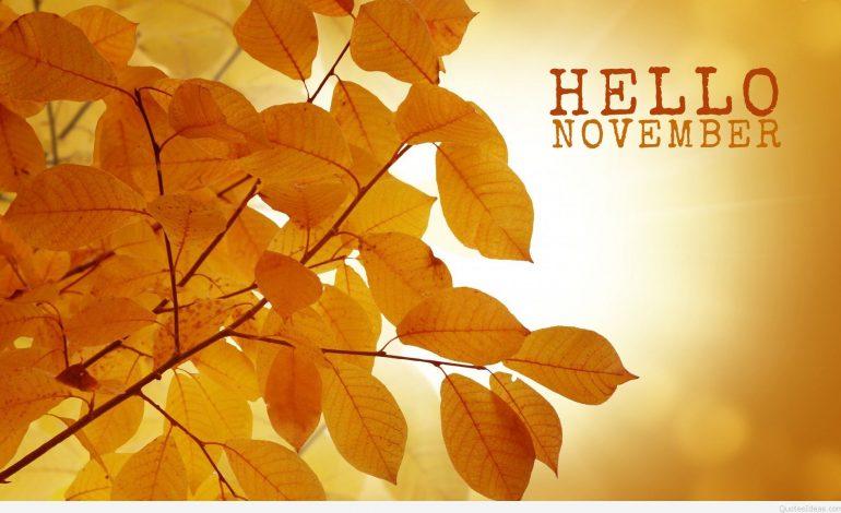 Ο καιρός σήμερα 1 Νοεμβρίου