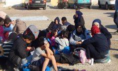 Χίος: Έφτασαν μέσα σε ένα 24ωρο πάνω από 250 μετανάστες.