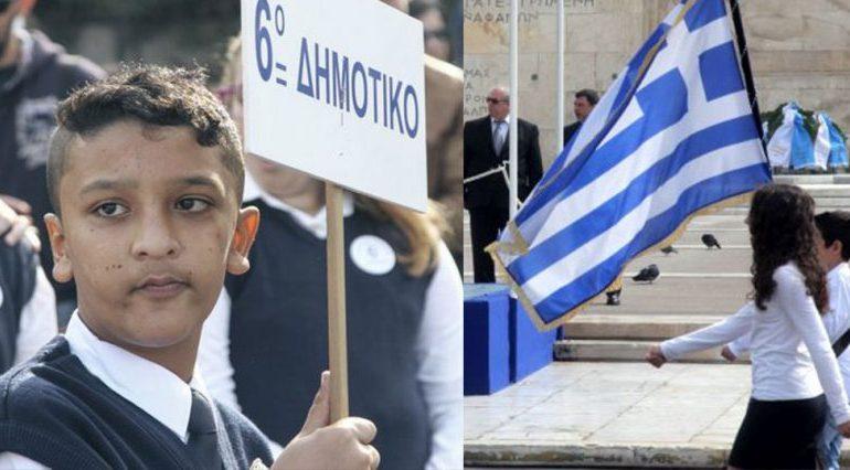 Η Σημαία είναι σύμβολο των Ελλήνων μόνο. Γράφει ο Νίκος Αναγνωστάτος.
