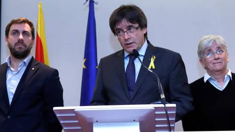 Άγνωστο πότε θα γυρίσει ο Πουτζντεμόν στην Ισπανία