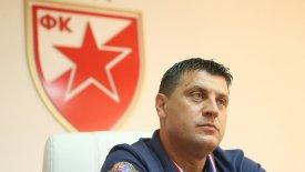 Αινιγματικός ο Βλάνταν Μιλόγεβιτς για το μέλλον του στο Ερυθρό Αστέρα